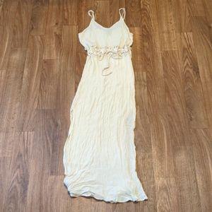 Beach coverup dress